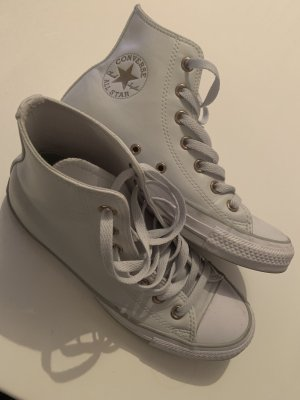 Converse Sneaker stringata bianco-grigio chiaro