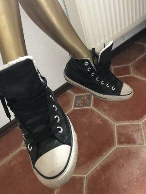 Converse high, Leder, KP 120€