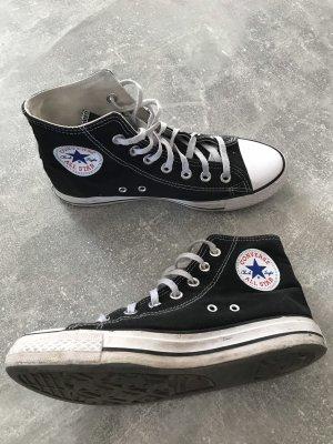 Converse high schwarz Gr 39