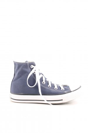 Converse High Top Sneaker blau Casual-Look