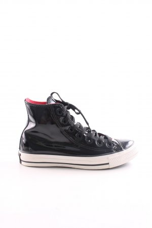 Converse High Top Sneaker schwarz Casual-Look