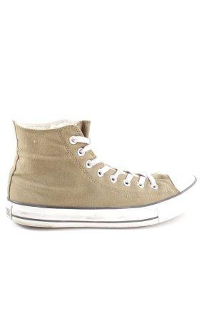 Converse High Top Sneaker wollweiß-weiß Casual-Look