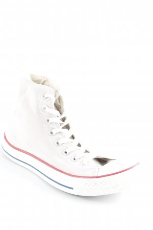 Converse High Top Sneaker beige Casual-Look