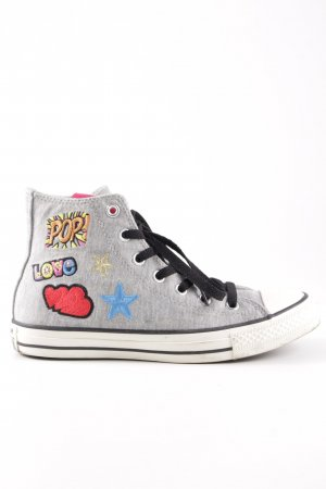 Converse High Top Sneaker Herzmuster Casual-Look