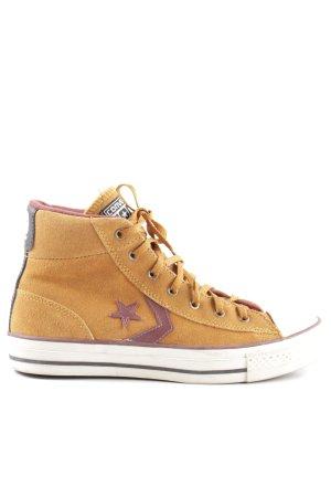 Converse High Top Sneaker mehrfarbig Casual-Look