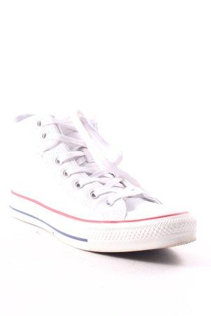 Converse High Top Sneaker mehrfarbig sportlicher Stil