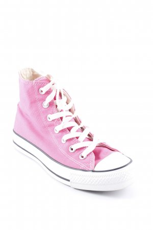 Converse High Top Sneaker pink Casual-Look