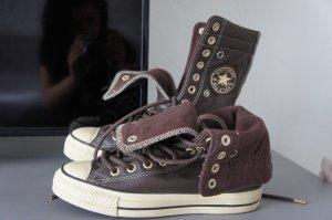 CONVERSE Hightop Sneaker Größe 37 TOP Leder