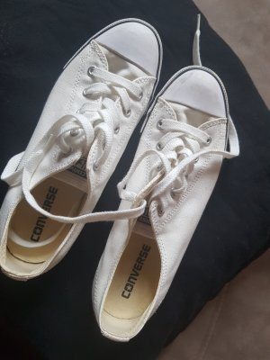 Converse in weiss