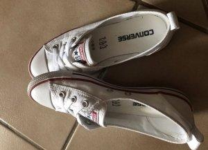 Converse in weiß Original