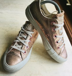 Converse Leder sneaker in rose