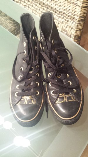 Converse Ledersneaker