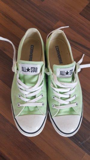 Converse lindgrün