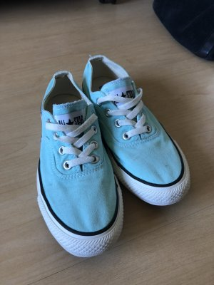 CONVERSE Low Top Sneakers Hellblau