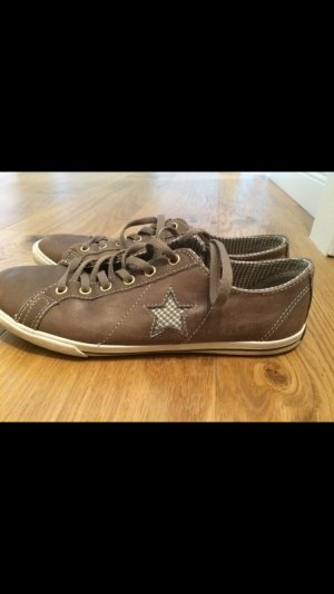 Converse metallic Look Bronze