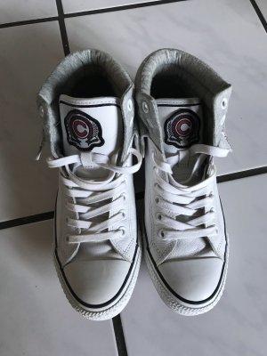 Converse Zapatillas blanco-rojo