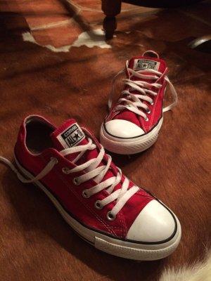 Converse Originale Gr 39, schönes Rot