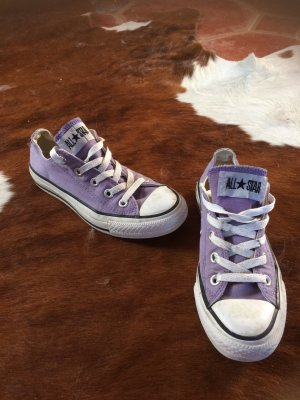 Converse Originale lila Gr 35, Top!