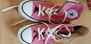 Converse Zapatilla brogue rosa-rosa neón