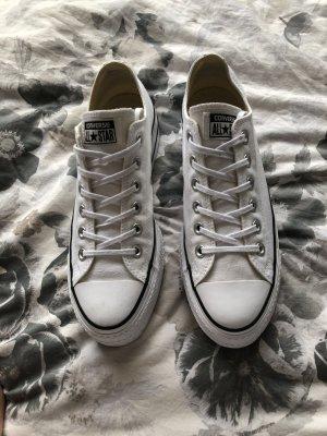 Converse Plateau Sneaker WEISS