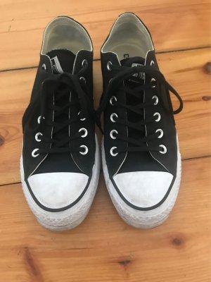 Converse Zapatilla brogue negro-blanco