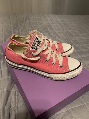 Converse High Top Sneaker pink