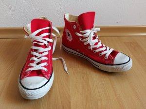 Converse,, rot'' Gr. 41,5