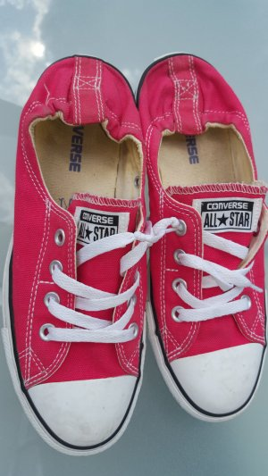 Converse rote Sneaker
