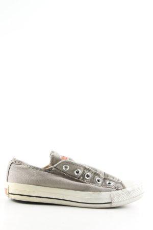 Converse Schlüpfsneaker hellgrau-weiß Casual-Look