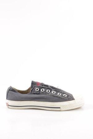Converse Schlüpfsneaker hellgrau Casual-Look