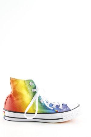 Converse Schnürschuhe Farbverlauf Casual-Look