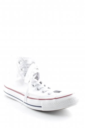 Converse Schnürschuhe mehrfarbig schlichter Stil