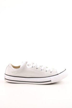 Converse Schnürsneaker weiß-schwarz sportlicher Stil