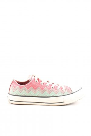 Converse Schnürsneaker abstraktes Muster Casual-Look