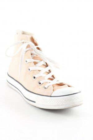 Converse Schnürsneaker apricot Casual-Look