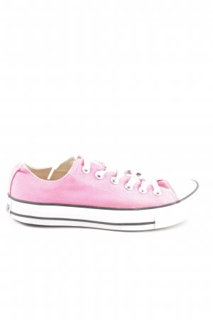 Converse Schnürsneaker pink Casual-Look