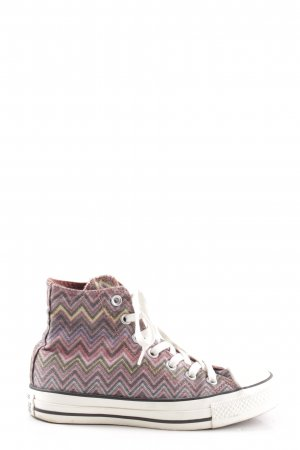 Converse Schnürsneaker grafisches Muster Casual-Look
