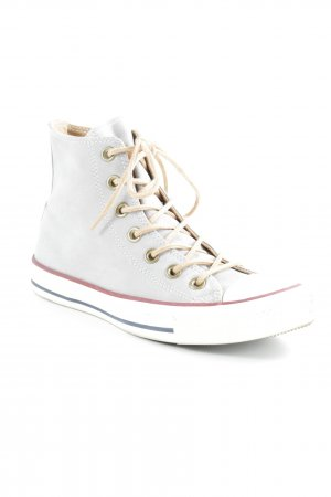 Converse Lace-Up Sneaker grey-camel casual look