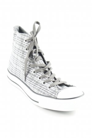 Converse Schnürsneaker Karomuster Casual-Look