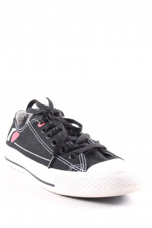 Converse Lace-Up Sneaker multicolored athletic style