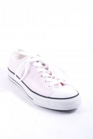 "Converse Sneakers met veters ""One Star"" rosé"