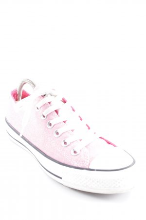 Converse Schnürsneaker pink sportlicher Stil