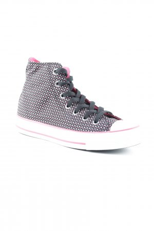 Converse Schnürsneaker Sternenmuster Casual-Look