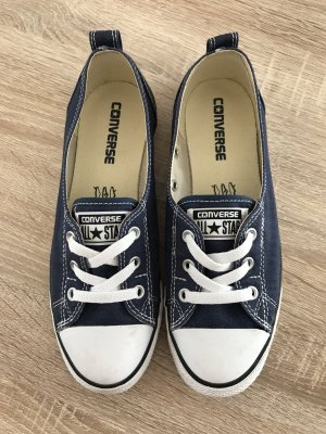 Converse Schuhe All Star Gr 38 Blau