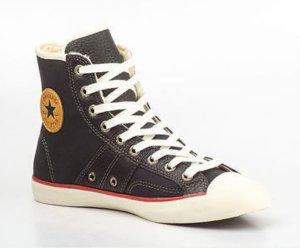 Converse High top sneaker zwart