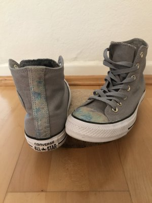 Converse Schuhe einmal getragen