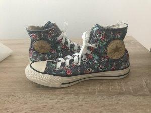 Converse Schuhe Gr 37 UK 4,5 Blumen