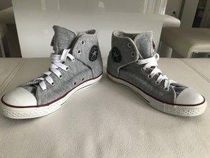 Converse Schuhe grau 36