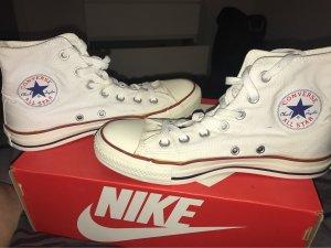 Converse Schuhe in weiß
