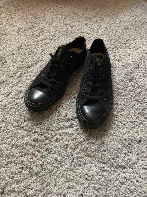 Converse Lace-Up Sneaker black
